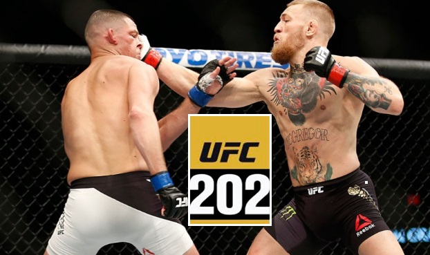McGregor vs Diaz live stream UFC 202