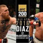 Conor McGregor vs Nate Diaz 2 Rematch Date, Tickets (Announced)