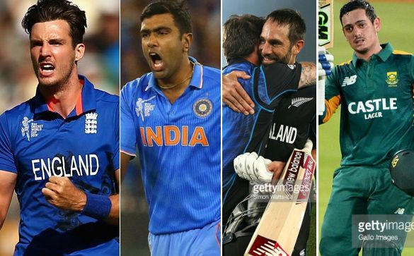 Most Underrated Current Cricketers