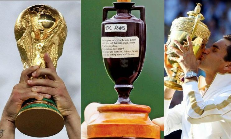 Most iconic sports trophies in the world