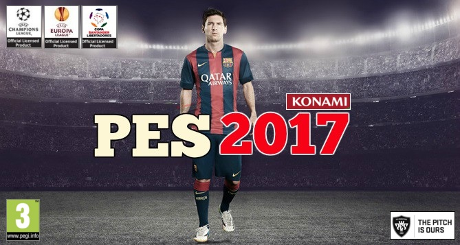 PES 2017 New Features announced