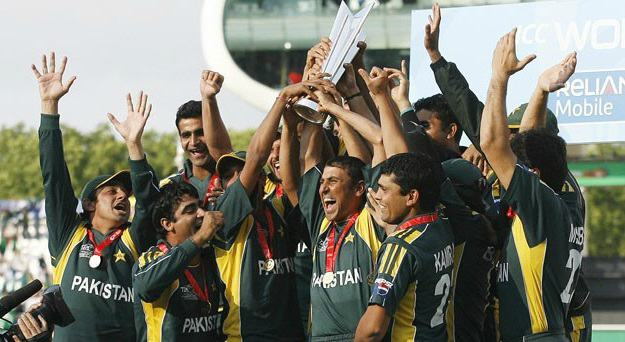Pakistan the most successful World Twenty20 team