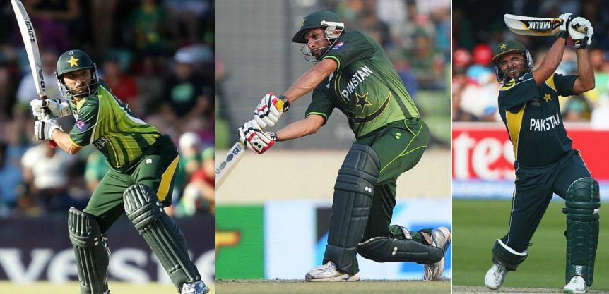 Shahid Afridi biggest six hitter in the world