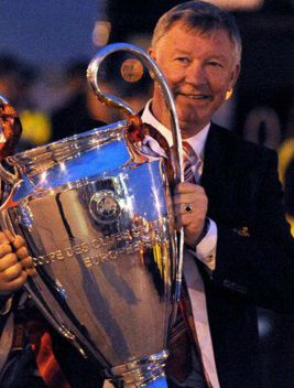 Sir Alex Ferguson Most Successful manager of all times