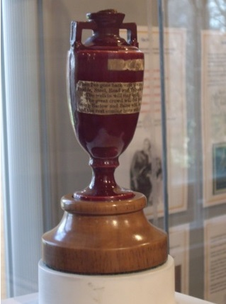 The ashes Urn Trophy