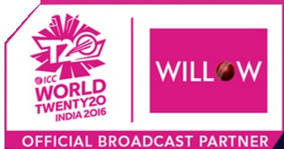Willow TV to broadcast ICC T20 world cup live stream