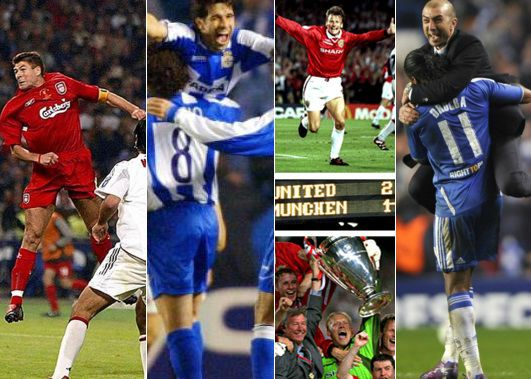 Greatest comeback wins in European Football