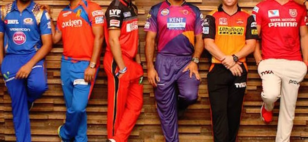 ipl-2017-official-jerseys-released
