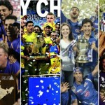 Indian Premier League T20 Cricket – Past Winners List