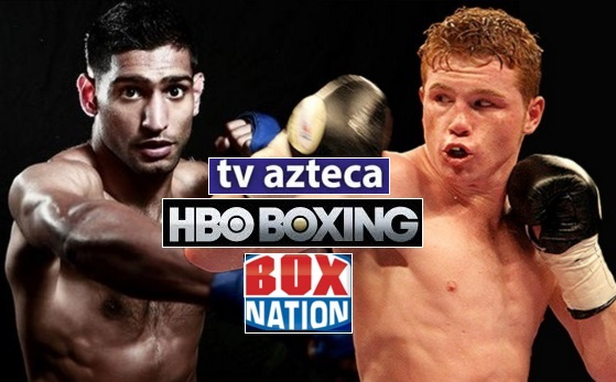 Khan vs Canelo Live stream