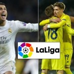 Villarreal 2-3 Real Madrid (Bale, Ronaldo & Morata goals help Madrid come from 2-0 down to win the game)