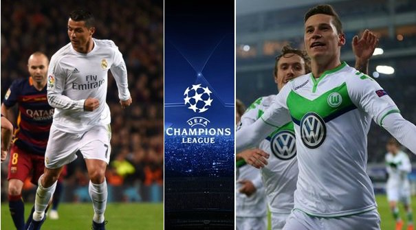 Real Madrid vs Wolfsburg Highlights 2016
