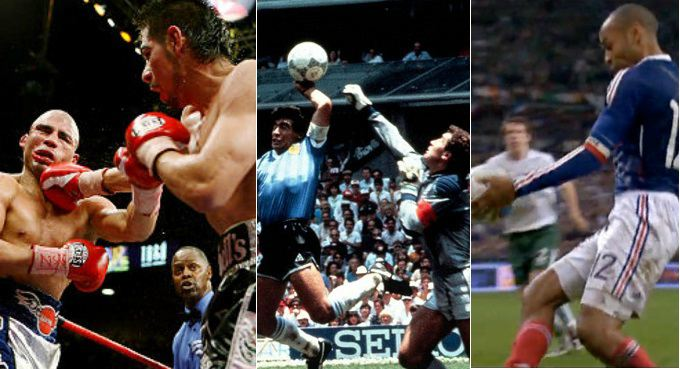 famous cheating incidents in sports history