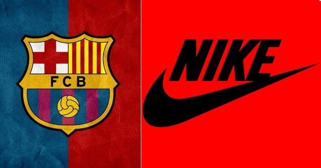 Barcelona Nike kit deal record breaking