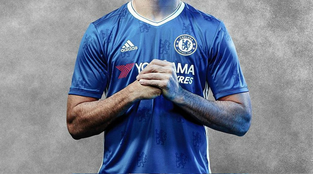 Chelsea 2016-17 kits released