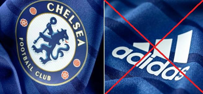 Chelsea adidas deal terminated