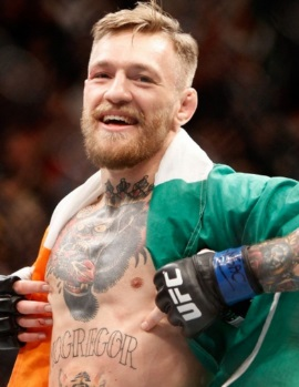 Conor McGregor Net Worth purse history