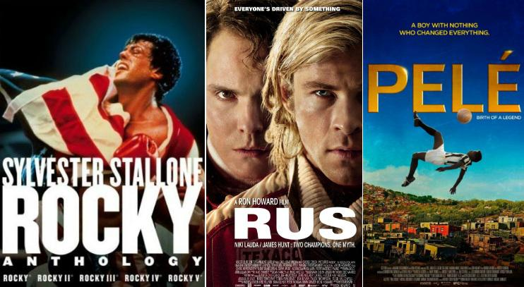 Greatest Sports movies of all times