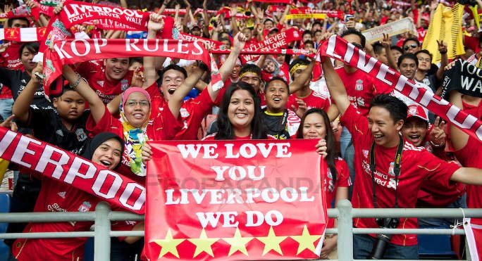 Liverpool pre-season tour to Asia confirmed