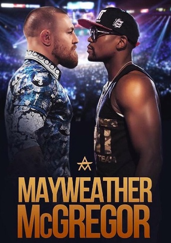 Mayweather vs McGregor fight date