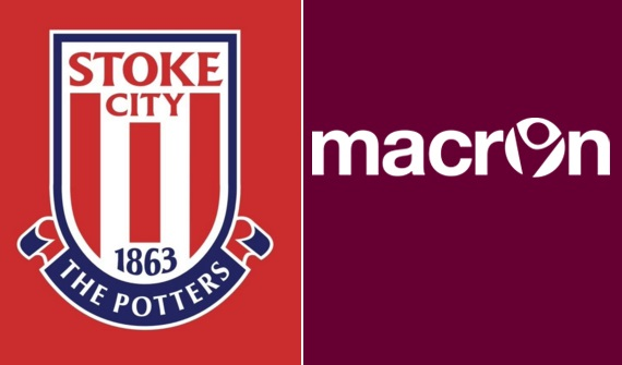 Stoke City Macron Kit deal worth 15 million