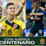 Colombia 1-0 United States (Bacca first half goal secured third place finish for Colombia)