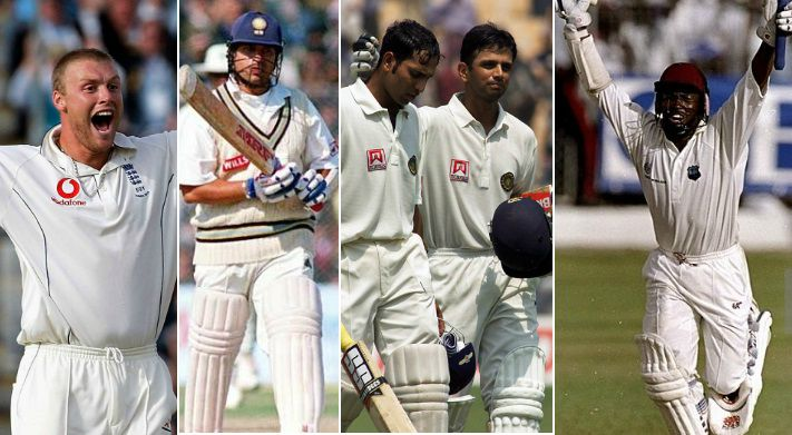 greatest Test Matches of all times