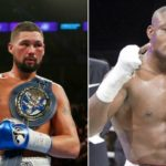Tony Bellew defeated Ilunga Makabu with a third round knockout to win WBC cruiserweight tile