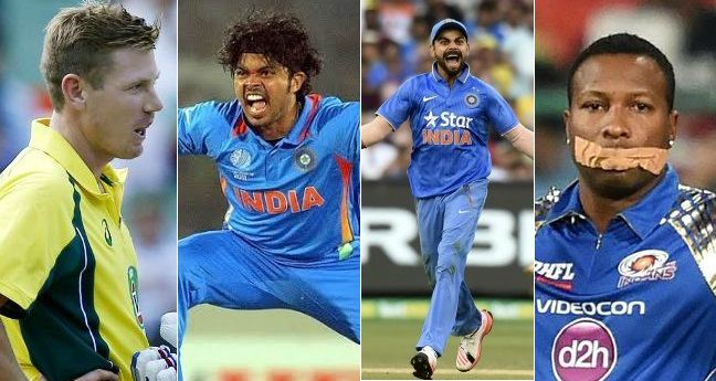 10 Cricketers Renowned for Sledging