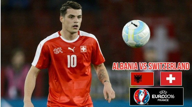 Albania vs Switzerland live stream highlights