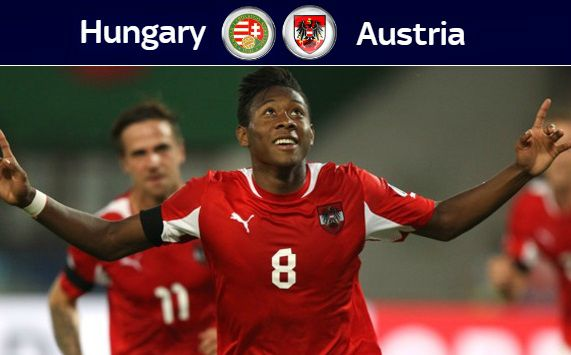 Austria vs Hungary Highlights 2016 Euro