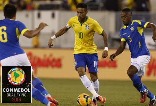 Brazil vs Ecuador Live Stream Highlights