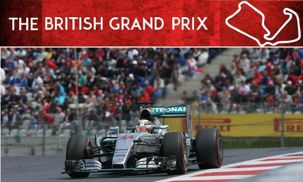 British Formula 1 Grand Prix Live & Highlights