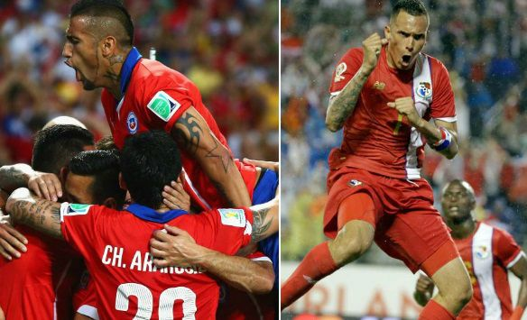 Chile vs Panama Live stream Highlights