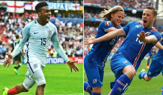England vs Iceland live stream Highlights