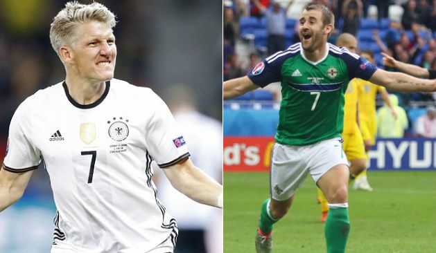 Germany vs Northern Ireland Live Stream Highlights