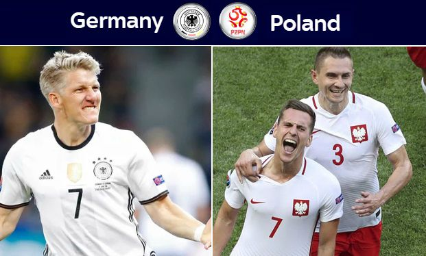 Germany vs Poland Highlights 2016 euro