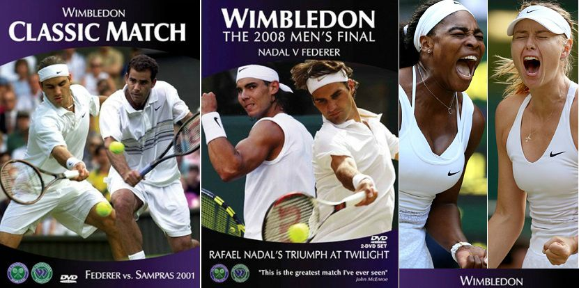 Greatest Wimbledon Singles Matches of all times