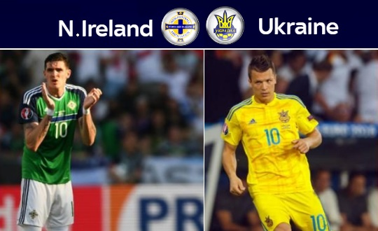 Northern Ireland vs Ukraine Highlights 2016