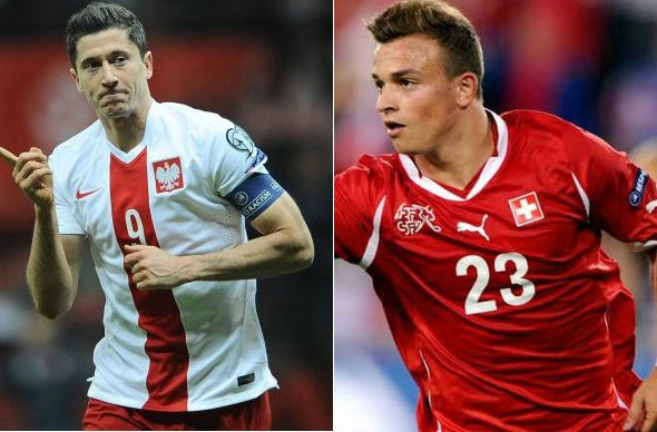 Poland vs Switzerland Highlights Euro 2016