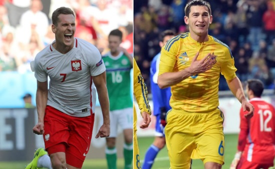Poland vs Ukraine Video Highlights
