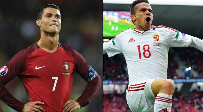 Portugal vs Hungary Live Highlights