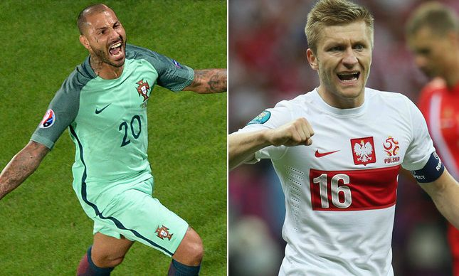 Portugal vs Poland Live Stream Euro 2016