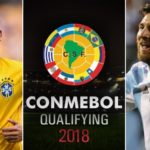 CONMEBOL South American World Cup Qualifiers (15 November 2016)