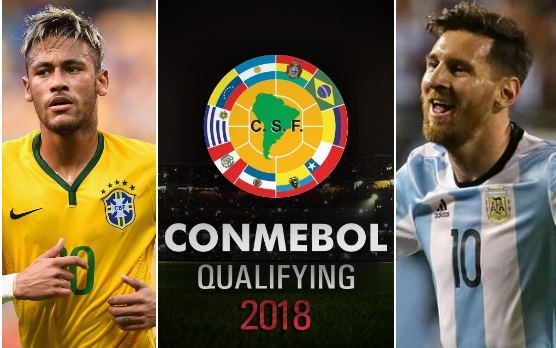 South American World Cup Qualifiers Live Stream