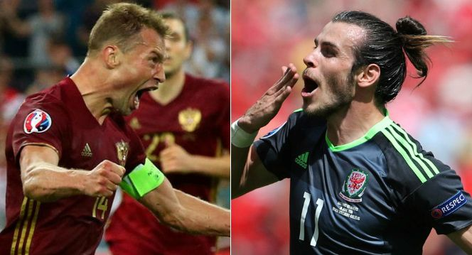 Wales vs Russia Highlights Video 2016 Euro