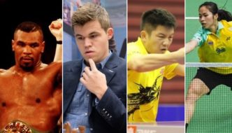 Athletes Who Became Youngest World Champions of their Respective Sport