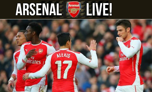 Arsenal Matches Live Streaming free