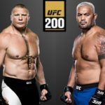 Brock Lesnar Beat Mark Hunt In UFC 200 With A Unanimous Decision to Complete Successful Comeback