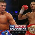 Kell Brook vs Gennady Golovkin Purse Payouts (Confirmed)